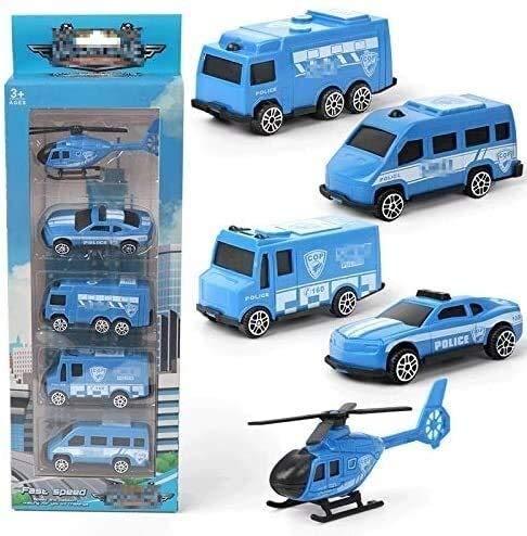 Kikioo Friction Car-Serie ist ein Geburtstags-Geschenk for Kinder, Jungen, Mädchen 3 Jahre alt und oben...
