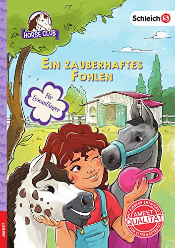 SCHLEICH® Horse Club – Ein zauberhaftes Fohlen
