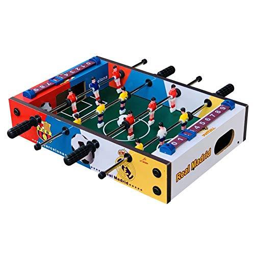 perfecti Tischkicker Mini Hölz Tischfußball Tischspiele Multifunktionsspieltisch Fußballspiel Junge...