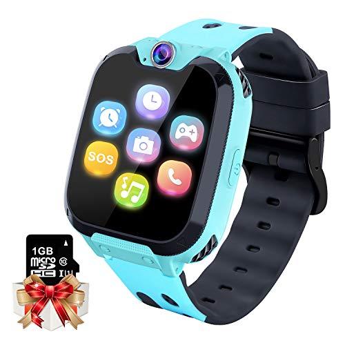 Smartwatch Kinder Telefon - Spiel Musik Kids Smart Watch [1 GB Micro...
