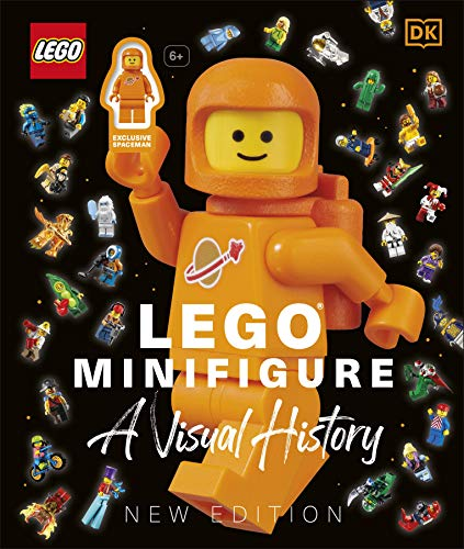 LEGO® Minifigure A Visual History New Edition: With exclusive LEGO...