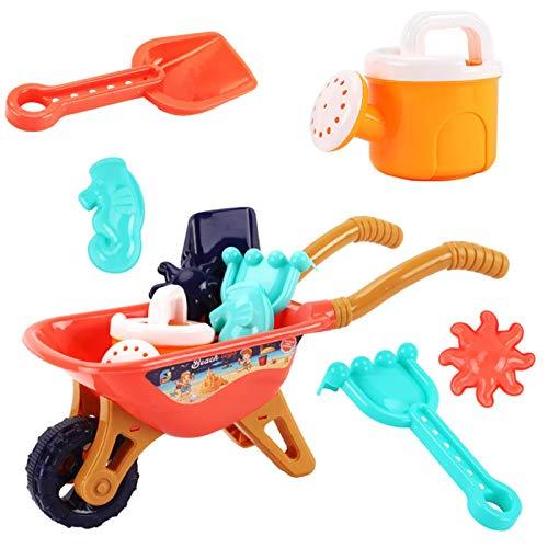 SSLLH Strand Sandspielzeug Sandspielset für Kinder...