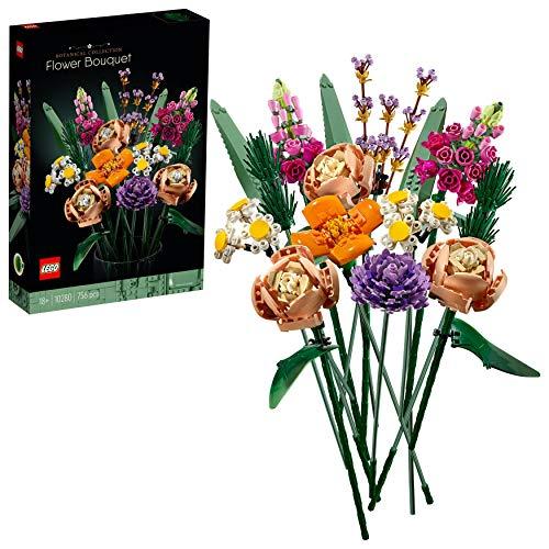 LEGO 10280 Blumenstrauß, künstliche Blumen, Botanik Kollektion, Set...