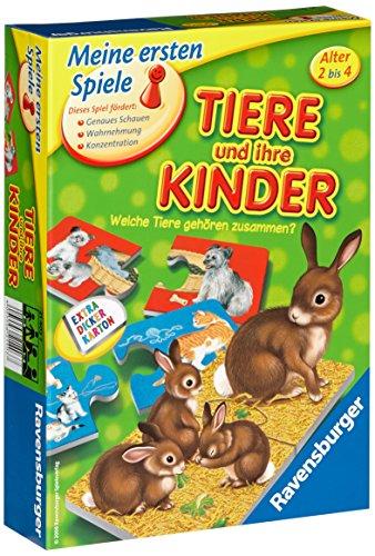 Ravensburger 21403 - Tiere und ihre Kinder -...