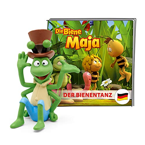 tonies Hörfigur für Toniebox, Biene Maja – Der Bienentanz,...