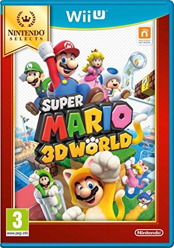 Wiiu Super Mario 3D World (Eu)