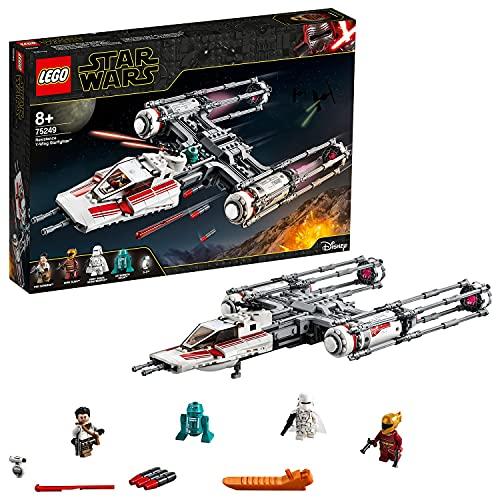 Lego 75249 Star Wars Widerstands Y-Wing Starfighter Bauset, Der...