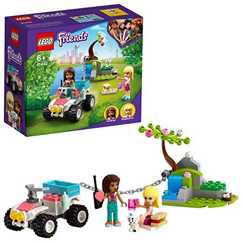 LEGO 41442 Friends Tierrettungs-Quad Spielzeug ab 6 Jahren mit Mini...