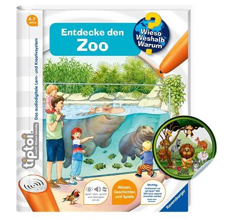 Collectix Ravensburger tiptoi ® Buch   Entdecke den Zoo + Kinder...