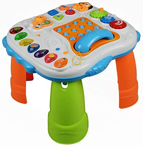 Best For Kids Spieltisch Babyspieltisch Aktivitäten Lerntisch...