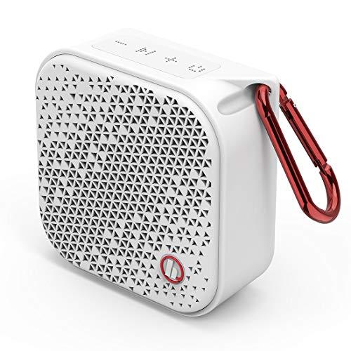 Hama Bluetooth Lautsprecher Pocket 2.0 wasserdicht (Kompakte, kleine...