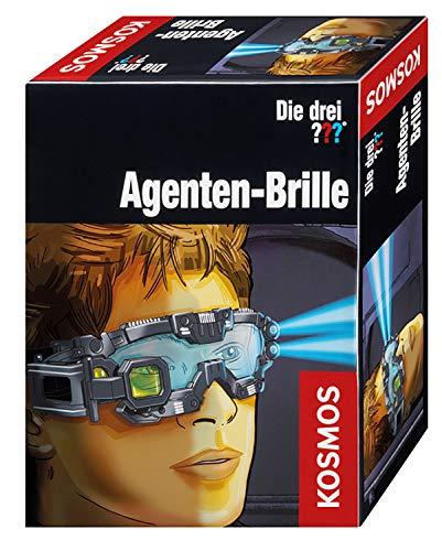 Kosmos 631352 Die drei ??? Agenten-Brille, mit integrierter Doppel-LED...
