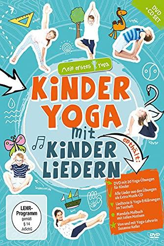 Kinderyoga mit Kinderliedern - mein erstes Yoga...