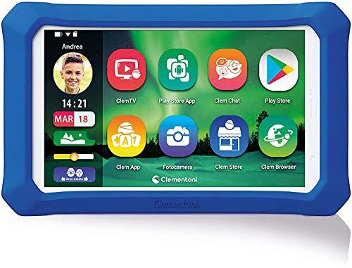 Clementoni Clempad X Plus-Tablet für Kinder mit Tastatur, 6 Jahre +...