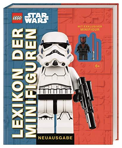 LEGO® Star Wars™ Lexikon der Minifiguren: Neuausgabe mit exklusiver...