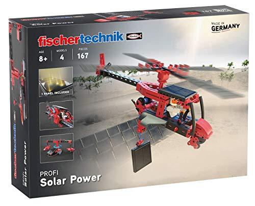 fischertechnik 559882 Profi Solar Power-das Experimentierspielzeug mit...