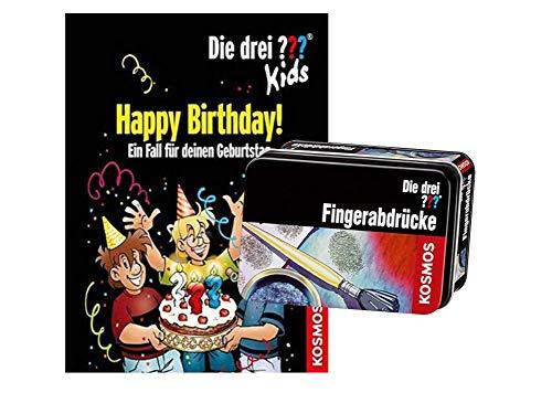 Die DREI ??? Kids - Happy Birthday!: EIN Fall für deinen Geburtstag...