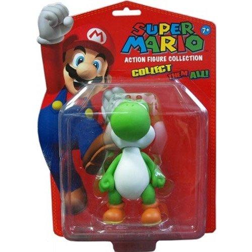 Super Mario - Sammelfiguren Yoshi (in 13 cm)