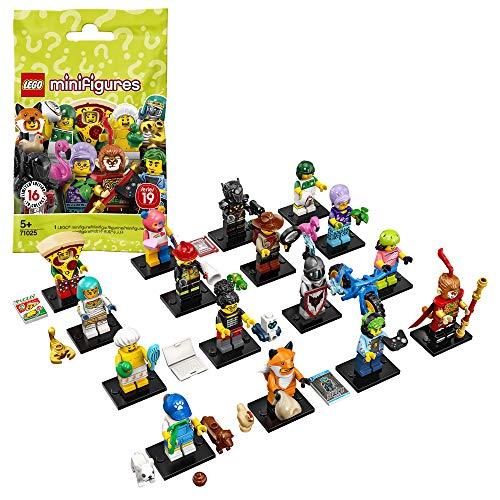 LEGO 71025 Minifigures Serie19 (Vom Hersteller Nicht mehr verkauft)