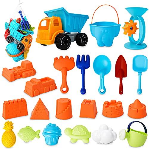 LOVEXIU Sandkasten Spielzeug,Sandspielzeug Set,Strandspielzeug...