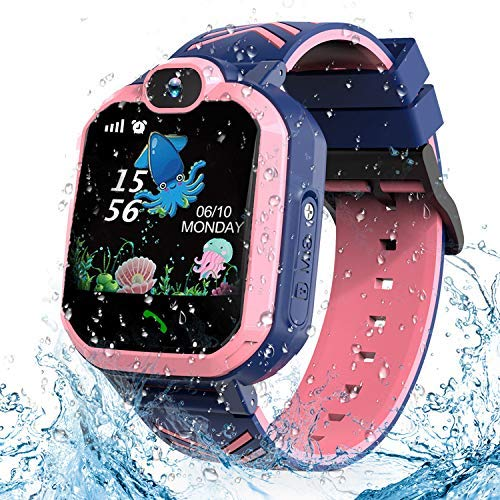 Kinder SmartWatch Phone Smartwatches mit Wasserdicht...