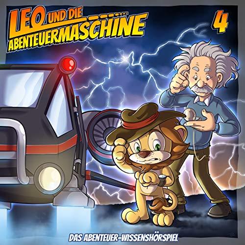 Leo und die Abenteuermaschine Folge 4 - Albert Einstein  ...