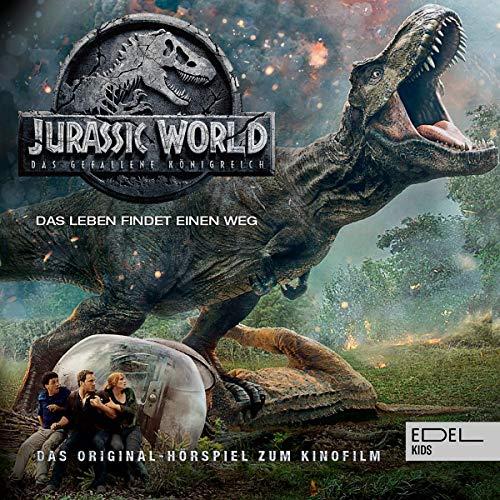 Jurassic World 2 - Das gefallene Königreich. Das Original-Hörspiel...