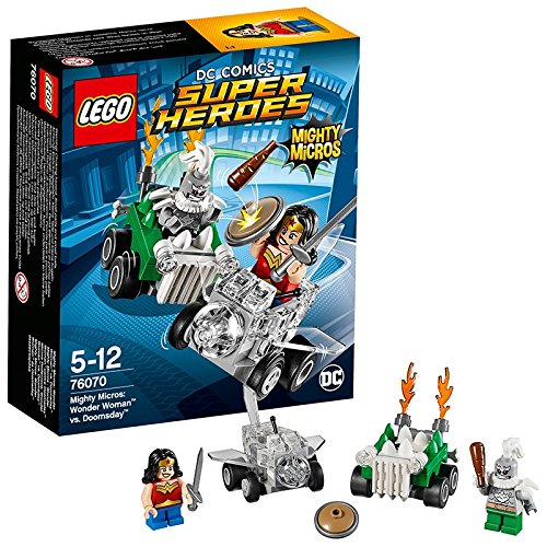 LEGO DC Universe Super Heroes 76070 - Mighty Micros: Wonder Woman...