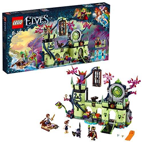 Lego Elves 41188 - 'Ausbruch aus der Festung des Kobold-Köni...