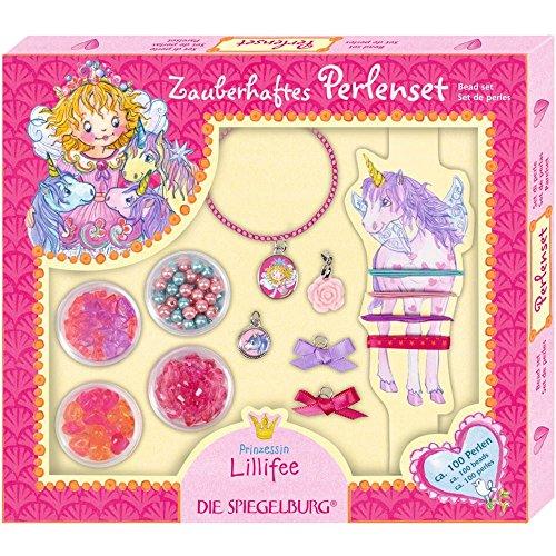 Spiegelburg 13272 Perlenset Einhorn Prinzessin Lillifee
