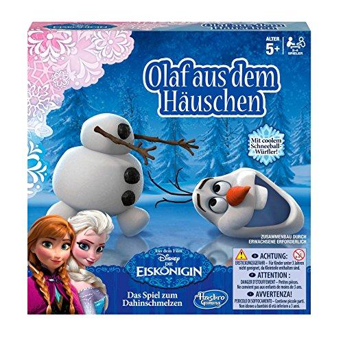 Hasbro Spiele B1646100 - Disney Die Eiskönigin, Olaf aus dem...