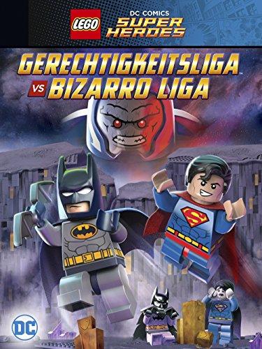 LEGO DC Comics Super Heroes - Gerechtigkeitsliga vs. Bizarro Liga...