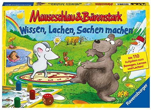 Ravensburger 21298 - Wissen, Lachen, Sachen machen - Mauseschlau &...