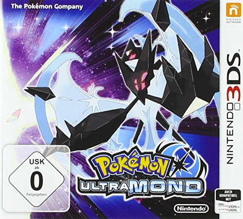 Pokémon Ultramond - [Nintendo 3DS]