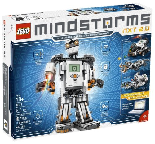 LEGO 8547: MINDSTORMS NXT 2.0: Roboter