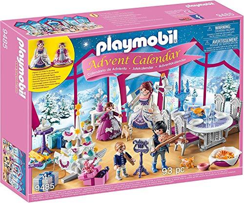 PLAYMOBIL Adventskalender 9485 Weihnachtsball im Kristallsaal, Ab 4...