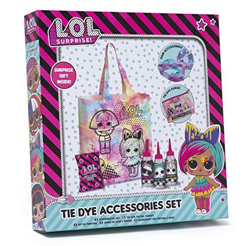 L.O.L. Surprise! Batikzubehör Set - Tie Dye Kit Enthält: 1...