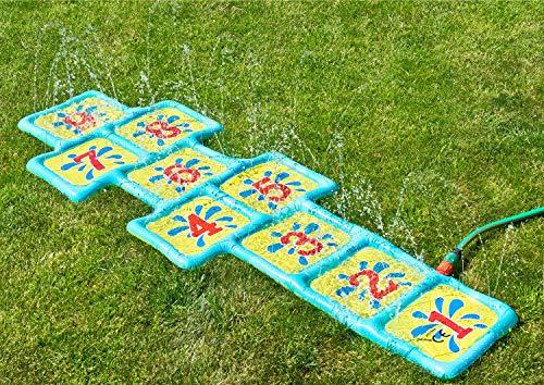 Shopping Hero Wasserspielmatte Wasserspielzeug Hüpfspiel , Himmel &...