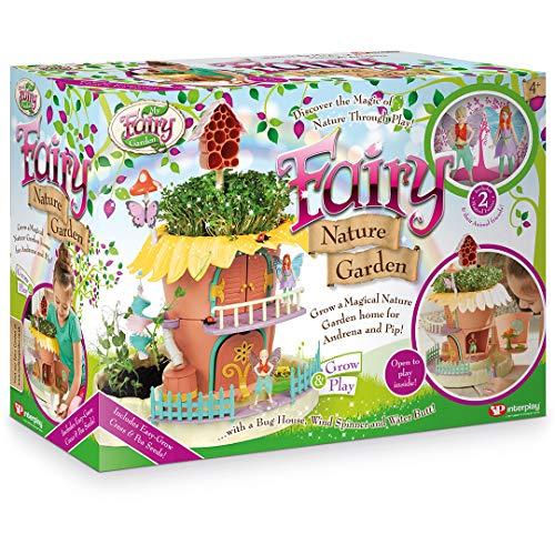 My Fairy Garden FG407 Fairy Nature Garden, Mehrfarbig