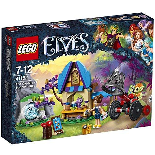 LEGO Elves 41182 - Gefangennahme von Sophie Jones