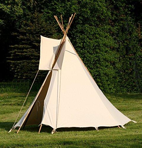Zelte-Max Kinder Tipi Wigwam Kinderzelt Indianer Spielzelt Zelt...