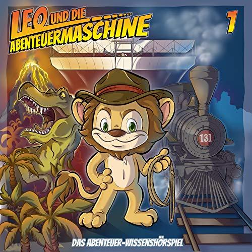 Leo und die Abenteuermaschine Folge 1 - Leo in der Urzeit  ...