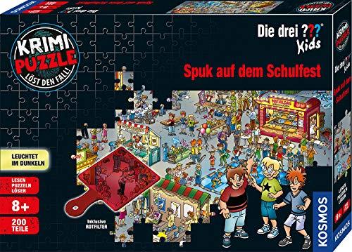 Kosmos 697983 - Krimi Puzzle: Die drei ??? Kids - Spuk...