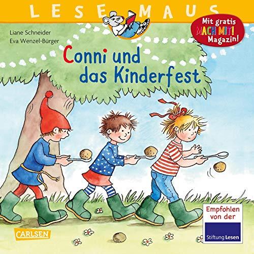 LESEMAUS 99: Conni und das Kinderfest (99)