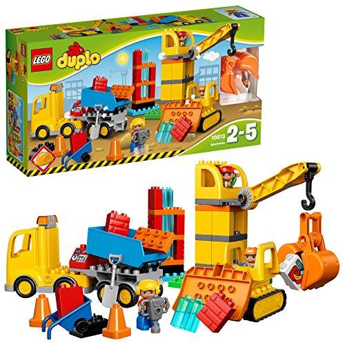 LEGO Duplo Kran & Baustelle ab 2 Jahre