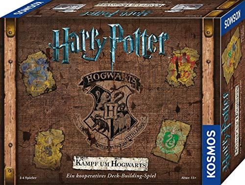 Kosmos 693398 - Harry Potter Kampf um Hogwarts. Das Harry Potter Spiel...