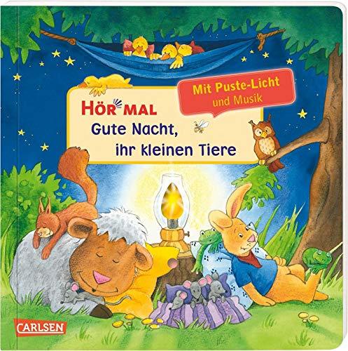 Hör mal (Soundbuch): Mach mit - Pust aus: Gute Nacht, ihr kleinen...