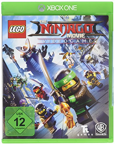 The LEGO NINJAGO Movie Videogame - [Xbox One]