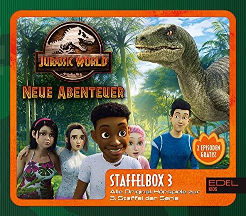 Jurassic World - Neue Abenteuer: Alle Original-Hörspiele zur 3....