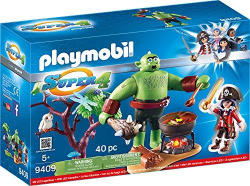 Playmobil 9409 - Riesen-Oger mit Ruby Spiel